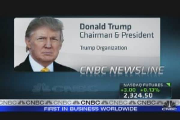 Donald Trump: We Need to Become Rich Again
