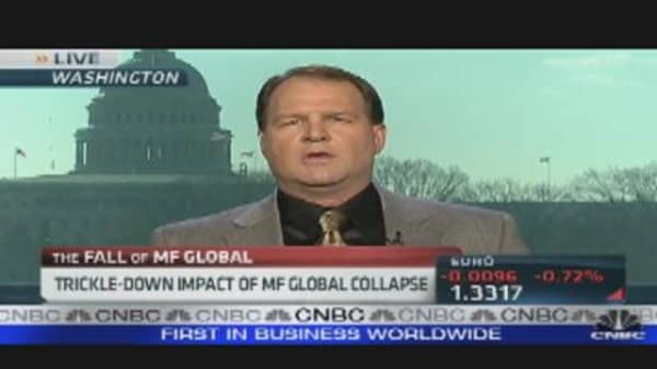Farms Hit From MF Global Collapse