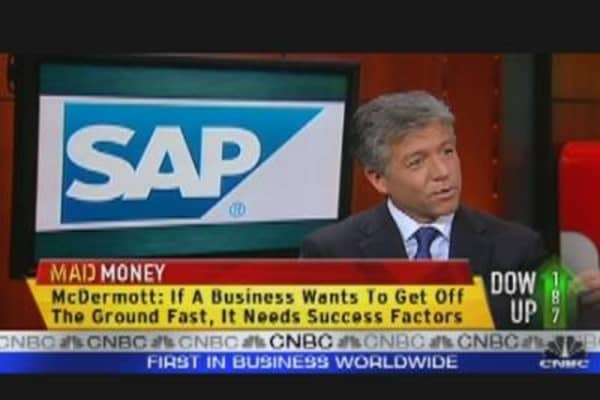 Executive Decision: SAP Shows Its Savvy