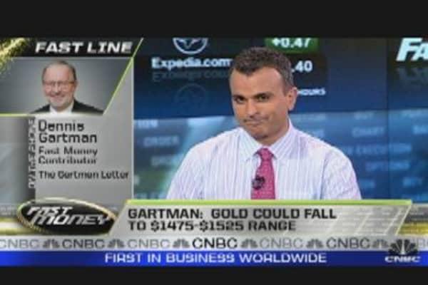 Gartman: Gold 'Bull' is Dead