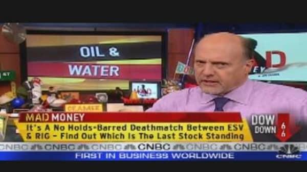 Offshore Drilling Slapdown: ESV vs. RIG