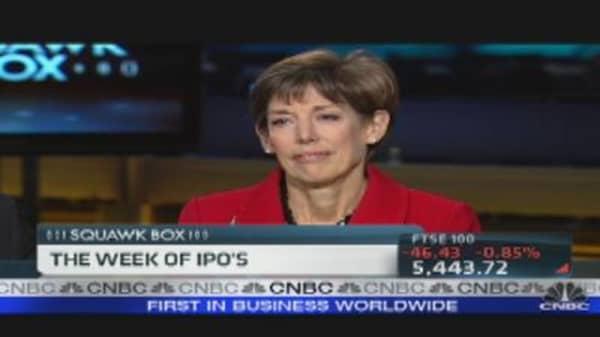 Big IPOs Next Week