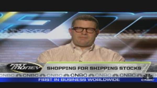 Shopping for Shipping Stocks