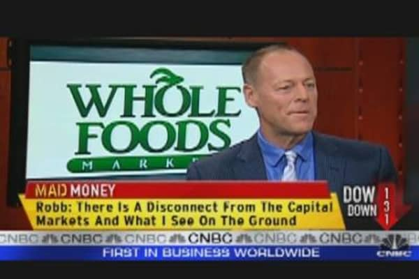 Whole Foods: The Ultimate Meal Ticket?