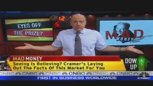 Cramer's Market Outlook