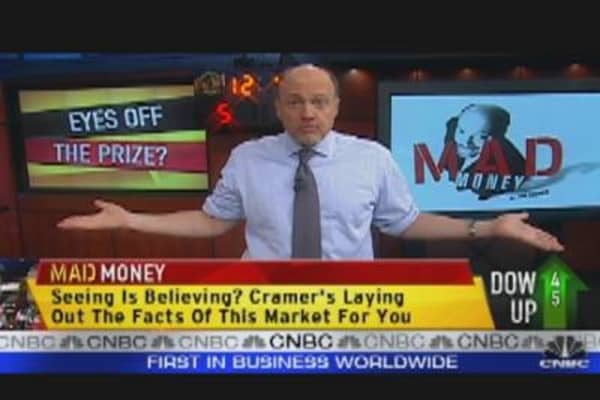 Cramer's Market Outlook