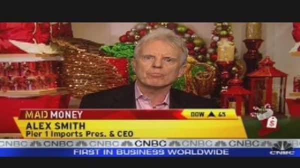 Pier 1 Imports CEO Talks Q3