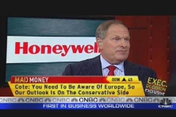 Honeywell CEO's 2012 Outlook