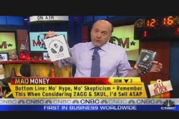 Do Your Homework, Says Cramer