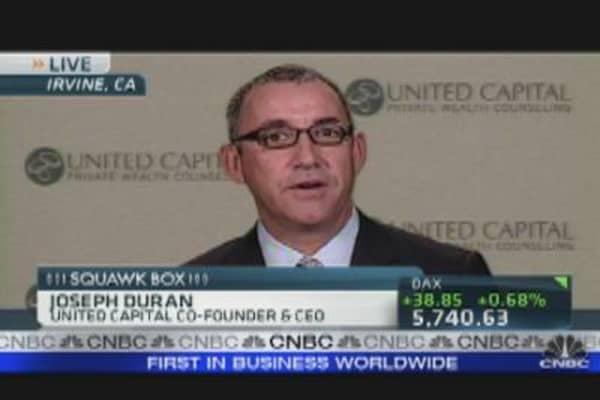 S&P Rebound in 2012?