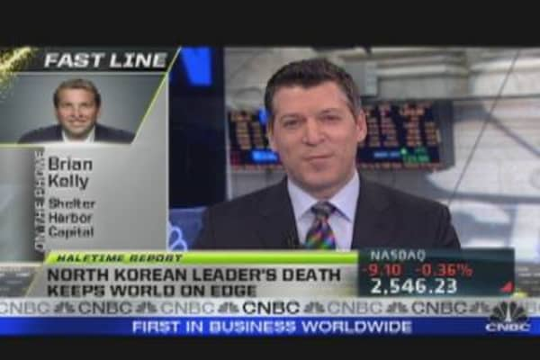 BK Looks to Short South Korea