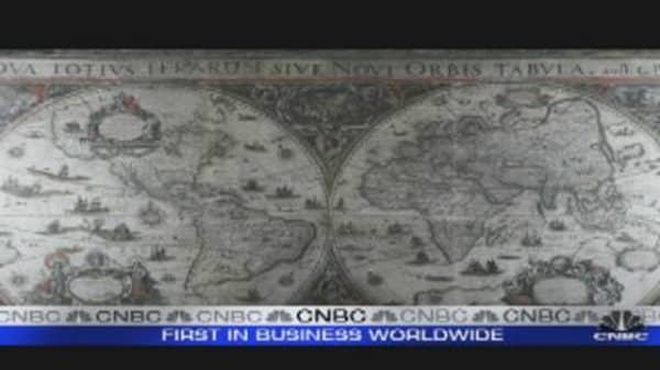Alternative Investing: Rare and Antique Maps