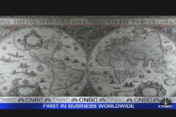 Alternative Investing: Rare and Antique Maps