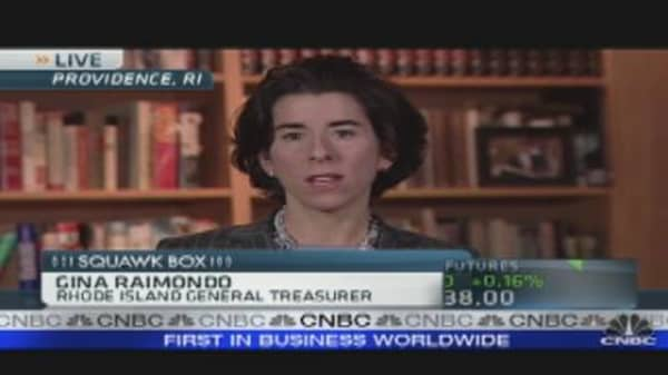 Rhode Island Tackles Pension Reform
