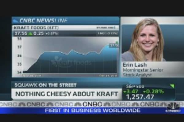 Kraft Split a 'Value-Enhancing' Endeavor