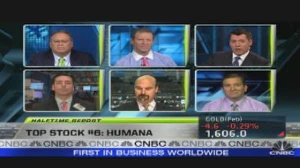 Top Stock #6: Humana