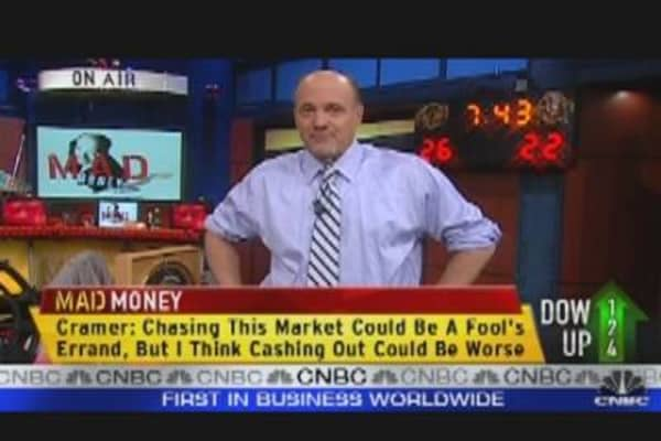 Cramer's Tips for Perfect Timing