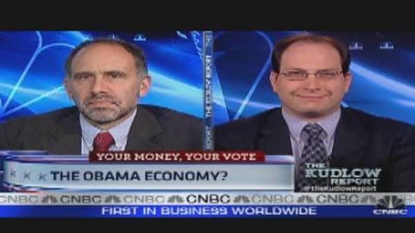 2012 Election: It's the Economy