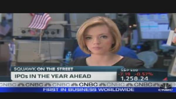 Big Name IPOs Next Year