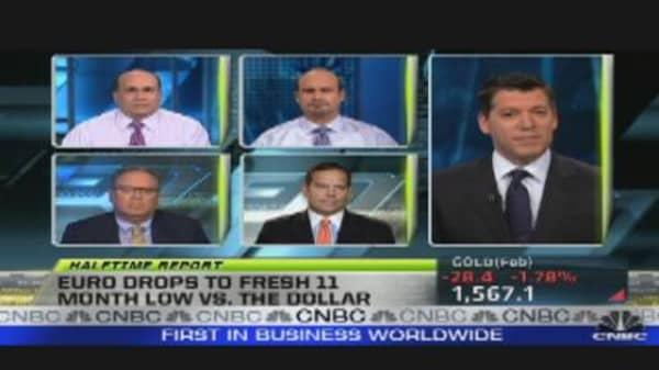 2011's Winning Stocks