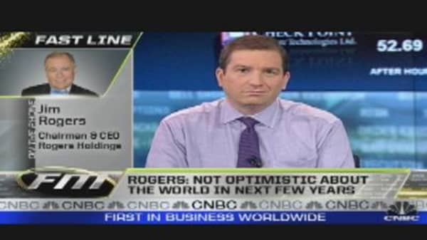 Rogers: Bullish on Ag Commodities in 2012?