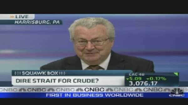 Former Shell Oil CEO: Iran Threats Could Be Valid