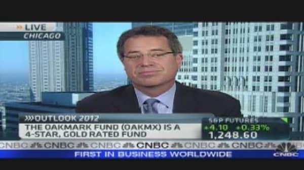 Stock Picks for 2012: Stocks Not Bonds