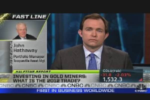 Profit in Gold Mines for 2012?