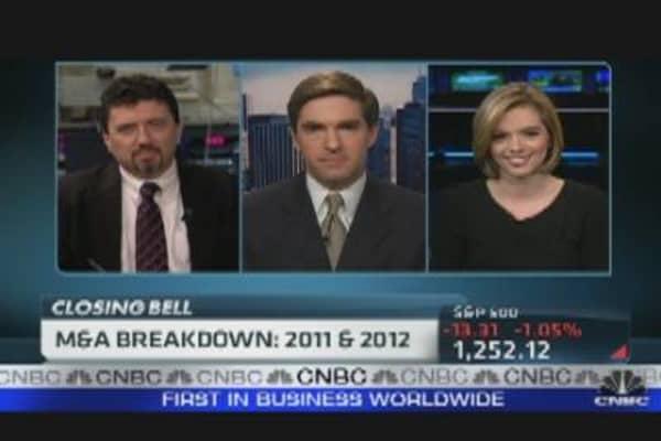 M&A Breakdown: 2011 & 2012