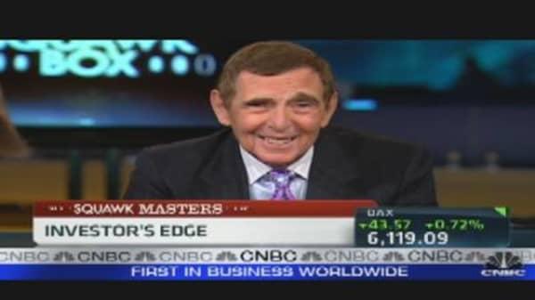 Investing Optimism in 2012