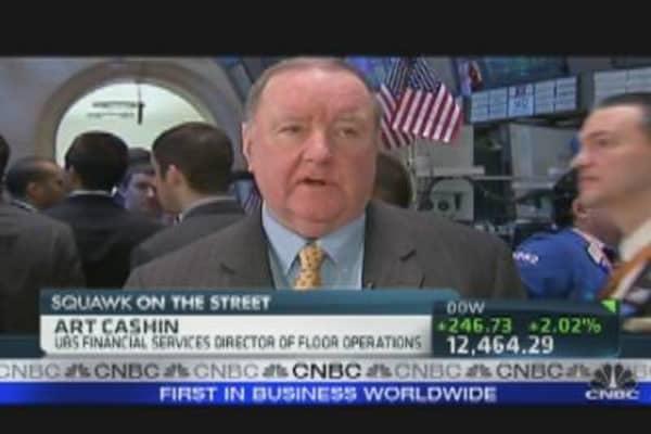 Art Cashin's 2012 Market Outlook