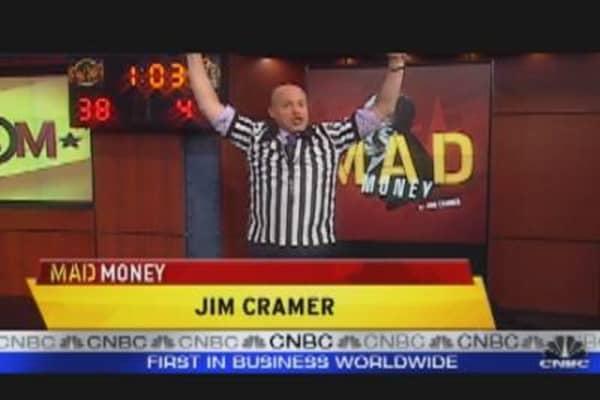 Cramer's S&P 500 Stock Playoff