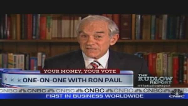 One-on-One with Ron Paul