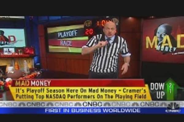 Cramer's NASDAQ Playoff: ALXN vs. ROST