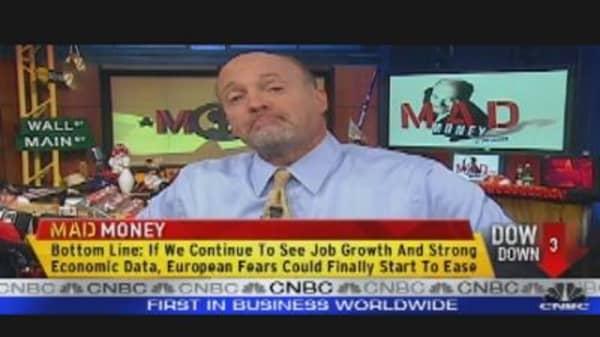 Cramer: Employment, the Elixir of Growth