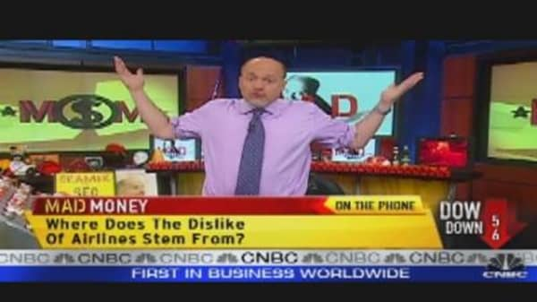 Boeing: Cramer's Best 'Diamond' Pick!
