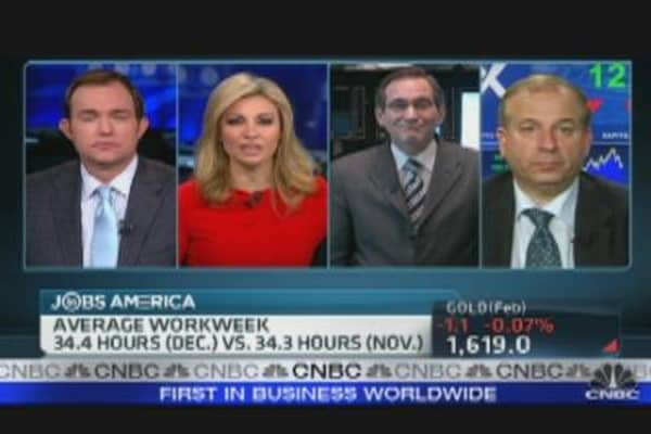 Santelli: Jobless Rate Not as Good As It Looks