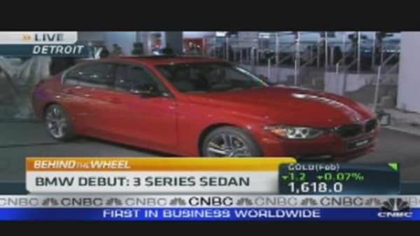 BMW North America CEO on 3 Series' New Look