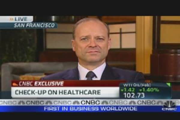 Sanofi CEO's 2012 Health Care Outlook