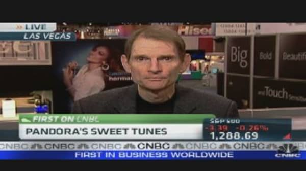 Pandora CEO on IPO and Outlook