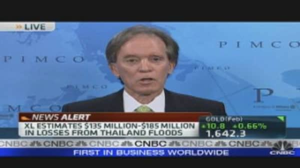 Bill Gross on PIMCO's New ETF