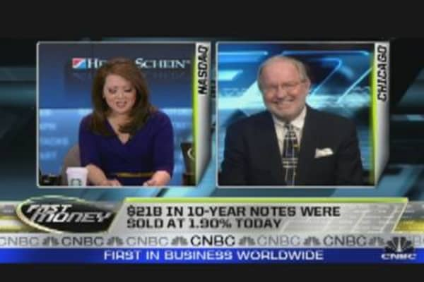Gartman's Low-Yield Treasury Play