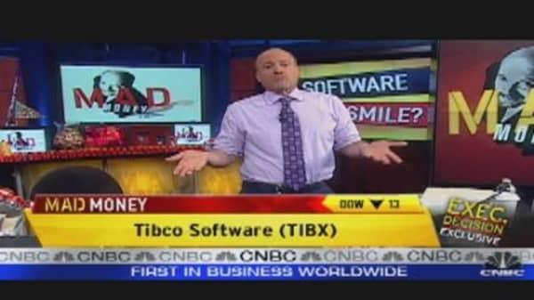 TIBCO Software, Left Behind?