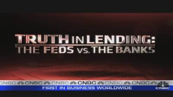 Banks: Regulators Play Role in Lack of Lending