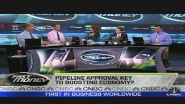 $7B Keystone Pipline 'Key' to Jobs Creation