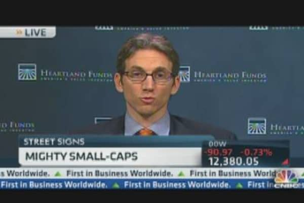 5-Star Fund Manager's Small-Cap Picks