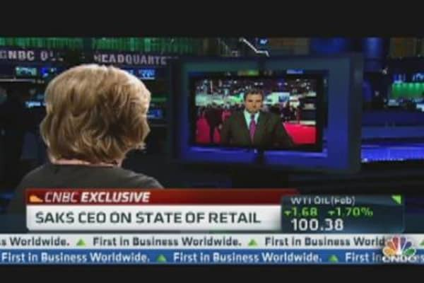 Saks CEO on State of Retail