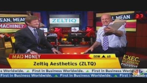Cramer's Vanity Play: ZELTIQ Aesthetics