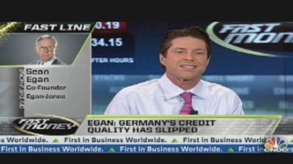 Germany's Debt Downgraded a Notch