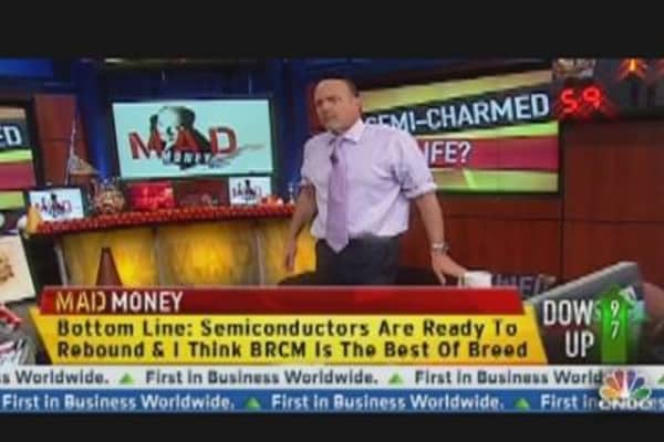Bottom Fishing for Semiconductor Stocks